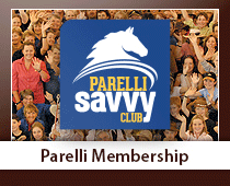 Find out more about the Parelli Savvy Horse Club today